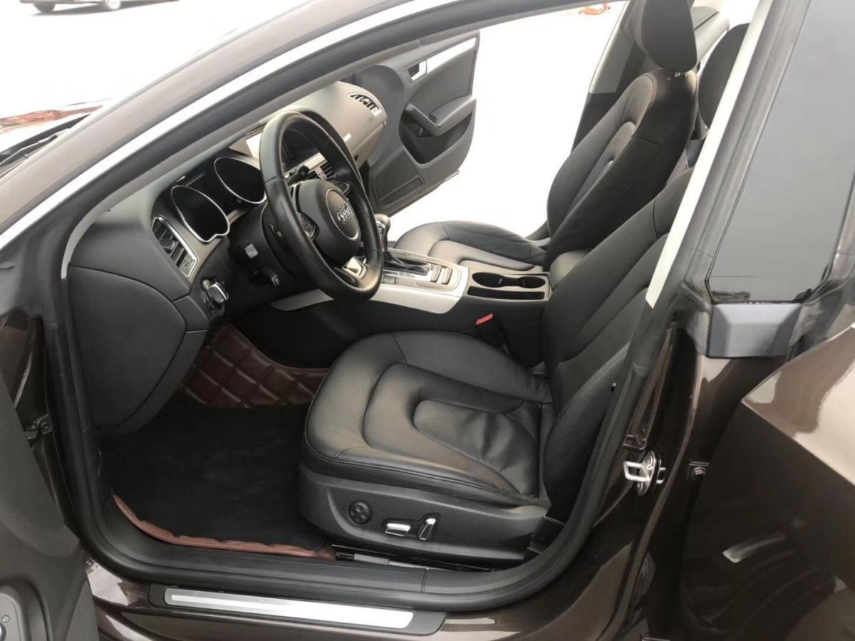 奥迪 奥迪A5  2014款 Sportback 45 TFSI风尚版图片
