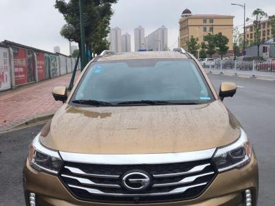 广汽传祺 GS4  2017款 235T 两驱尊贵版