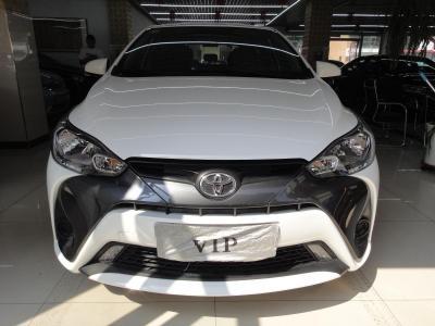 丰田 YARiS L 致炫  2017款 1.5E CVT劲速升级版