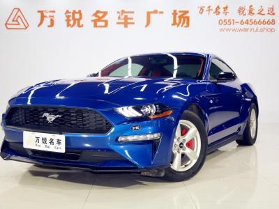 2019年2月 福特 Mustang(进口) 2.3L EcoBoost图片