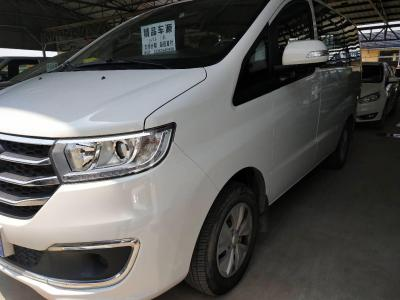 江淮 瑞风M3  2019款 创客版 1.6L 豪华型