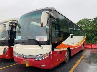 宇通6127多台同款55座旅游客运车况非常好图片