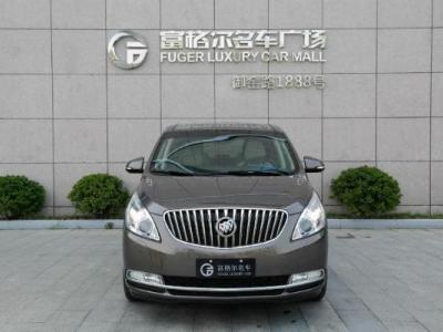 别克GL8&nbsp豪华商务车 3.0 XT旗舰版