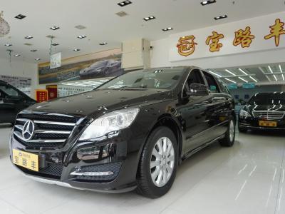2013年9月 奔驰 奔驰R级(进口) R 300 L 商务型图片