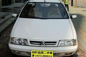 二手雪铁龙富康1.6 新自由人舒适版16V