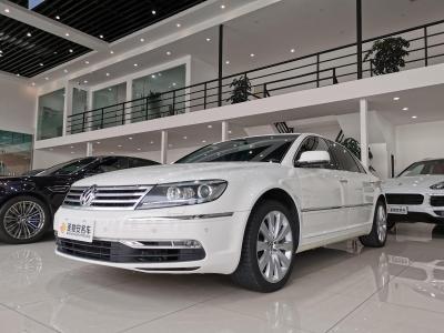 大众 辉腾  2011款 3.6L V6 4座加长Individual版图片