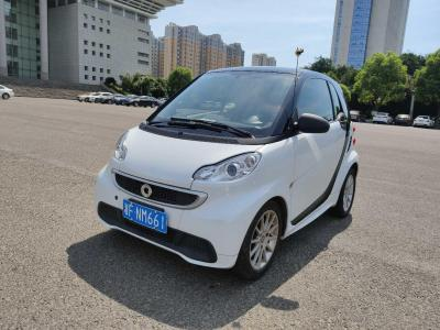 smart fortwo  2012款 1.0 MHD 硬頂舒適版