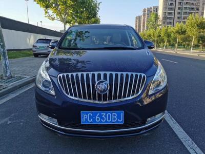 別克 GL8  2013款 3.0L GT豪華商務豪雅版圖片