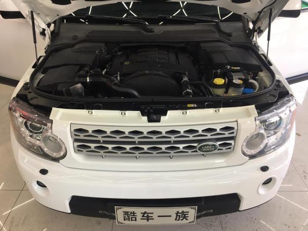 路虎 发现  3.0T SDV6 HSE柴油版图片