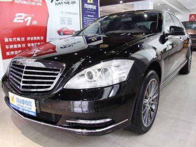 奔馳 奔馳S級  2010款 S 300 L 尊貴型