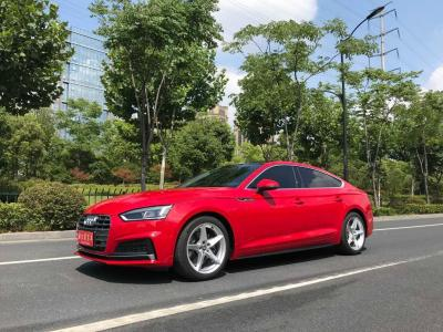 2019年7月 奧迪 奧迪A5  Sportback 40 TFSI 時尚型圖片