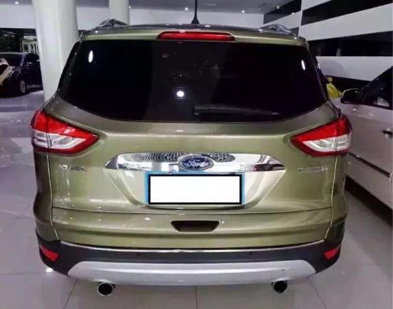 【蚌埠】2014年2月 福特 翼虎 1.6gtdi 两驱风尚型 绿色 自动档