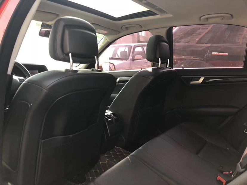 奔驰 奔驰C级  2013款 C 180 CGI 经典型图片