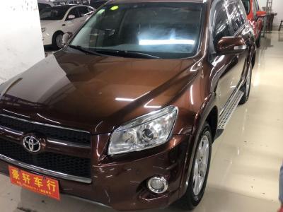 丰田 RAV4荣放  2012款 炫装版 2.4L 自动四驱豪华
