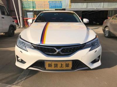 丰田 锐志  2.5V 菁锐版图片
