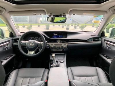 雷克萨斯 ES  2015款 300h 舒适版图片