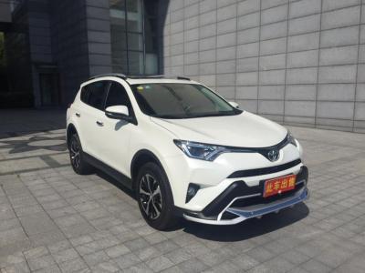 2017年11月 丰田 RAV4荣放  2.0L CVT两驱风尚版图片
