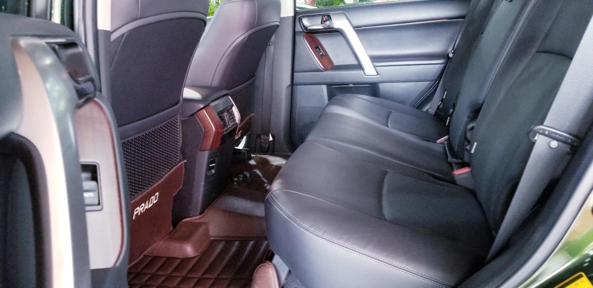 丰田 普拉多  2016款 3.5L 自动TX-L图片