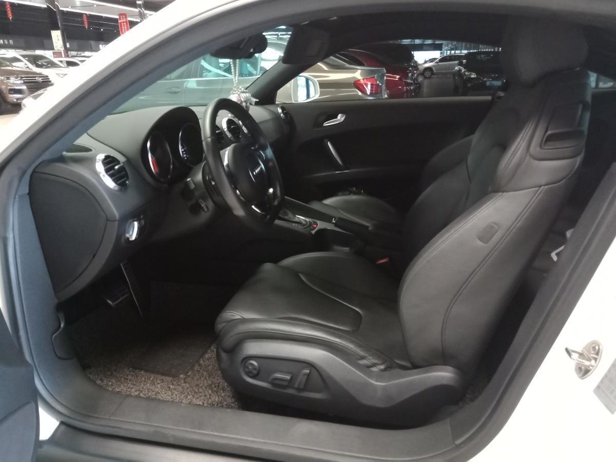 奥迪 奥迪TT  2013款 TT Coupe 45 TFSI图片