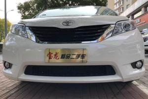 2018年2月 丰田 塞纳 XLE 两驱 3.5L图片