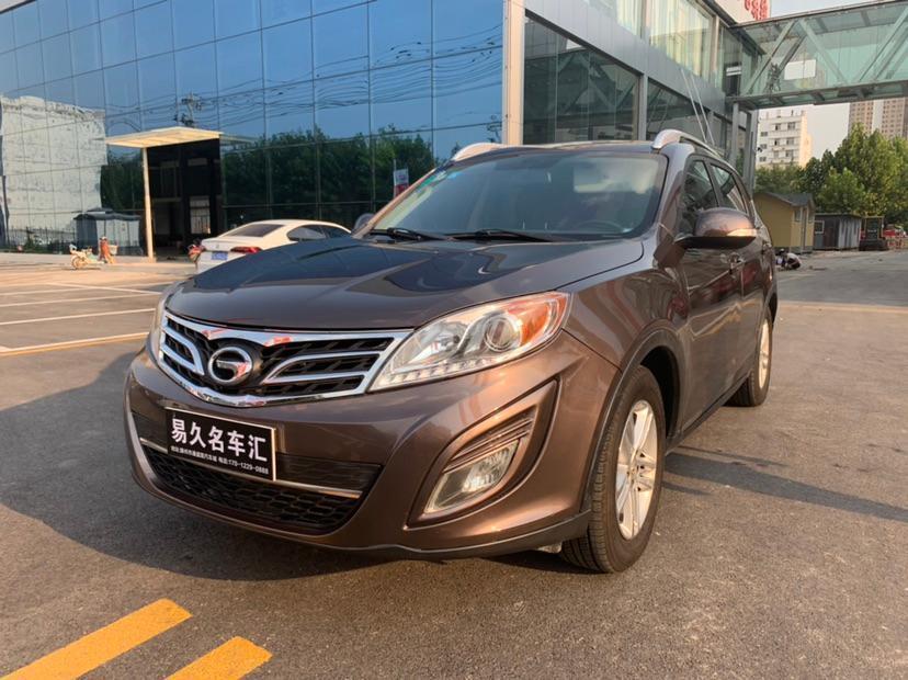 广汽传祺 GS5  2013款 2.0L 手动两驱浅内特别版图片