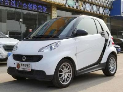 Smart Fortwo  Coupe 1.0 MHD 城市光波激情版图片