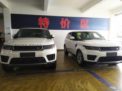 路虎 揽胜运动版新能源  2018款 P400e图片