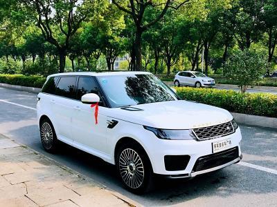 2019年7月 路虎 揽胜运动版(进口) 3.0 V6 特别版图片