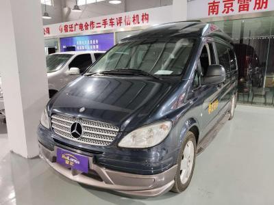 奔驰 奔驰唯雅诺  2006款 Viano 3.2L图片