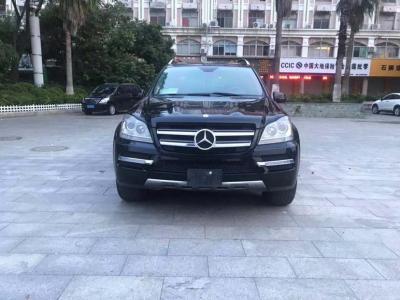 2012年11月 奔驰 奔驰GL级(进口) GL 350 柴油美规版图片