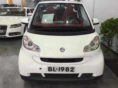 Smart Fortwo  Coupe 1.0 Pure版