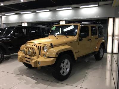 Jeep 牧马人  3.0 四门版 Sahara图片