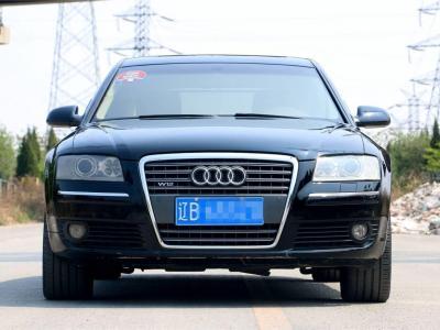 2005年9月 奥迪 奥迪A8(进口) A8L 6.0 W12 quattro旗舰型图片