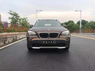 2012年3月 宝马 宝马X1 sDrive18i 豪华型图片
