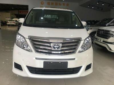 2012款丰田埃尔法 3.5L豪华版图片