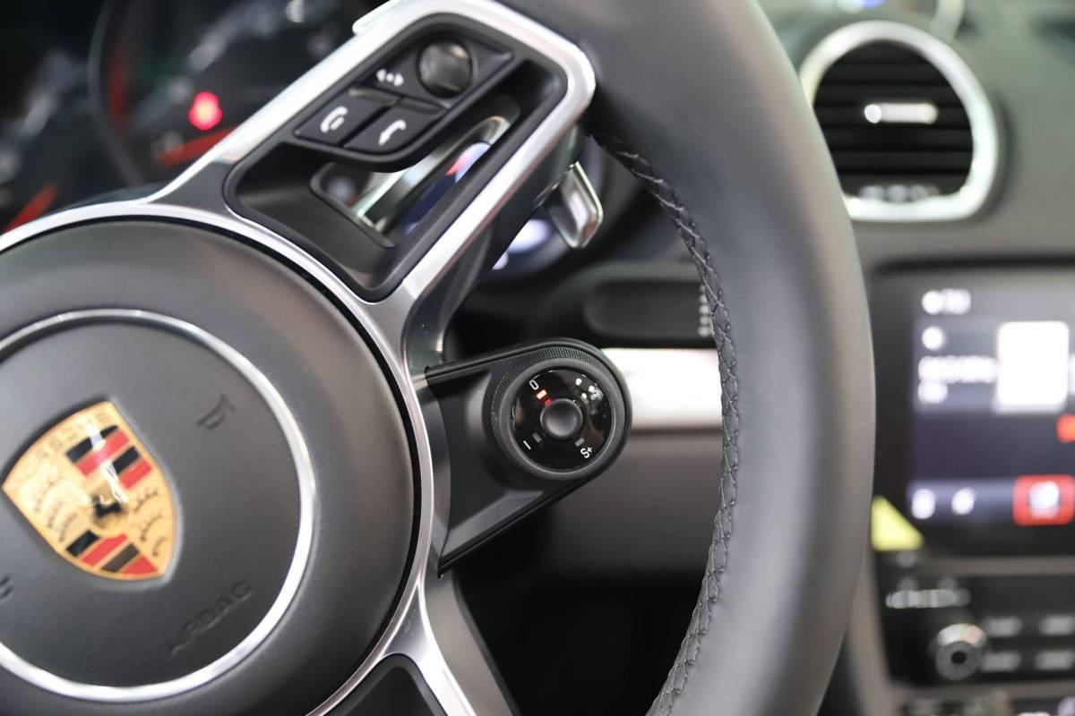 保時捷 718  2018款 Boxster 2.0T圖片