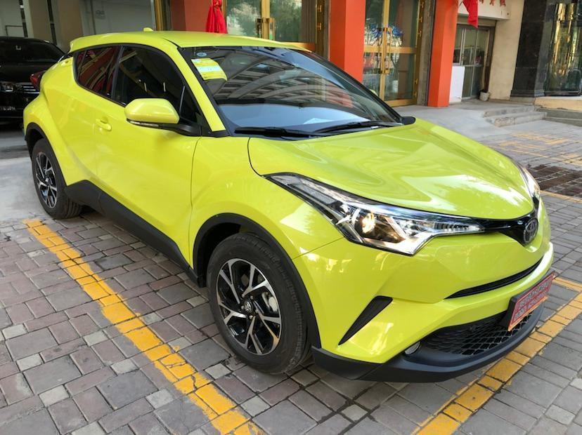 丰田 C-HR  2018款 2.0L 领先版 国V图片