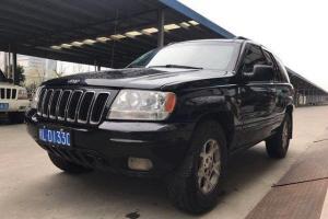 Jeep 大切诺基  4000 4.0 舒适型