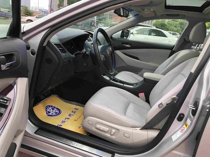 雷克萨斯 ES  2010款 240 典雅版图片