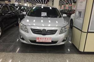 二手丰田卡罗拉1.6 GL 天窗特别版