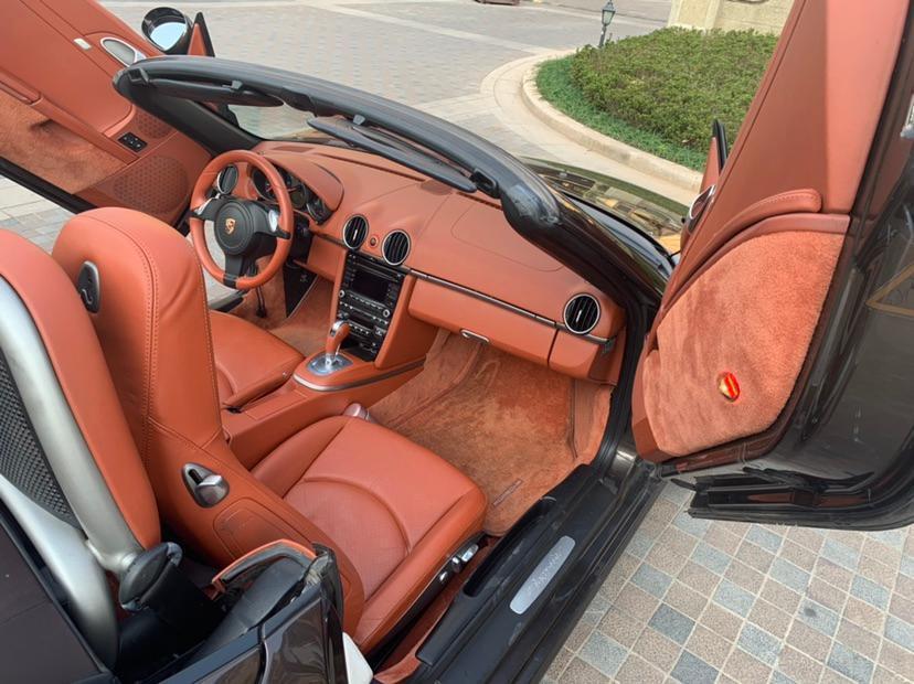 保時捷 Boxster  2011款 Boxster Black Edition 2.9L圖片