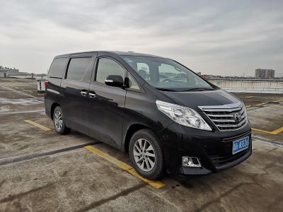 2015年6月 丰田 埃尔法(进口) 3.5L 豪华版图片