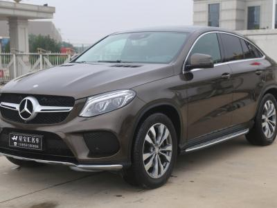2017年1月 奔馳 奔馳GLE(進口) GLE 400 4MATIC 轎跑SUV圖片