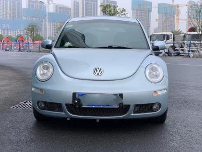 大众 甲壳虫  2008款 2.0 AT 标配版图片