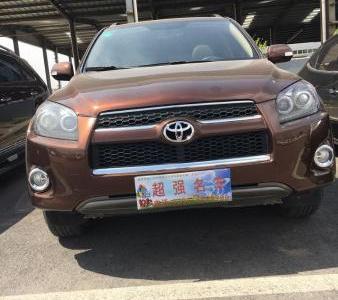 丰田 RAV4  2.0L AT炫装版四驱图片