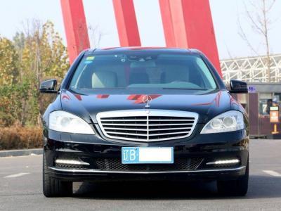 2012年7月 奔驰 奔驰S级(进口) S 500 L 4MATIC Grand Edition图片
