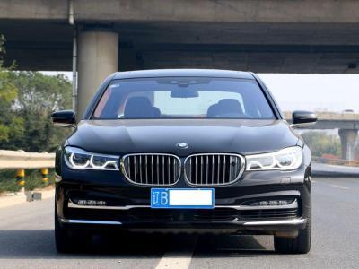 宝马 宝马7系  2018款 M760Li xDrive 卓越奢华版图片