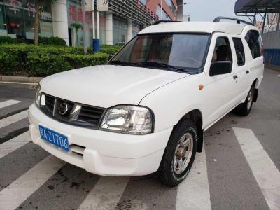 日产 D22  2011款 2.4L汽油两驱标准型