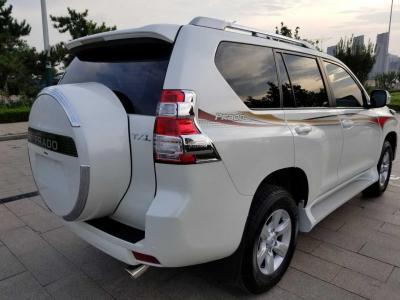 豐田 普拉多  2014款 2.7L 自動豪華版