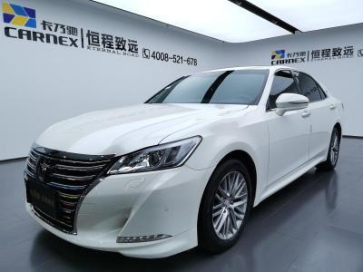 丰田 皇冠  2017款 2.0T 运动版